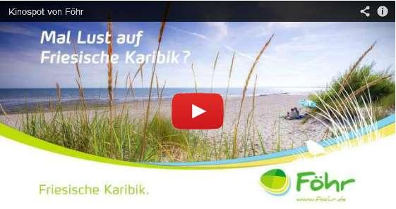 Urlaub auf der Nordsee Insel Föhr